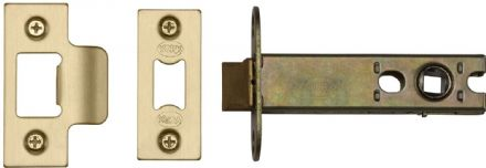 M Marcus York Security YKAL5-SB Architectural Mortice Latch 127mm Satin Brass